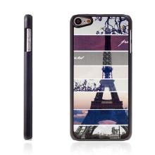 Kryt pro Apple iPod touch 6.gen. plastový - Eiffelovka