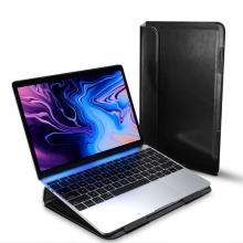 """Pouzdro DUX DUCIS pro Apple MacBook Pro / Air 13"""" - umělá kůže - černé"""