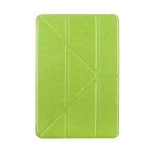 Pouzdro pro Apple iPad mini 4 - funkce chytrého uspání + stojánek - zelené