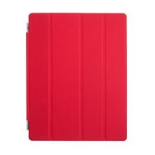 Smart Cover pro Apple iPad 2. / 3. / 4.gen. - červený