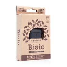 Pouzdro FOREVER BIOIO pro Apple iPhone AirPods - Zero Waste kompostovatelné - černé