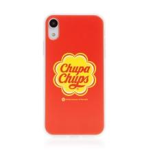 Kryt pro Apple iPhone Xr - gumový - Chupa Chups