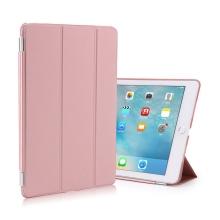 Pouzdro + odnímatelný Smart Cover pro Apple iPad Pro 9,7 - růžově zlaté