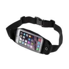 Sportovní ledvinka / pouzdro pro Apple iPhone 6 / 6S / 7 - černá