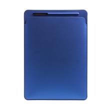 Pouzdro / obal pro Apple iPad Pro 12,9 / 12,9 (2017) - kapsa na Apple Pencil - umělá kůže - tmavě modré