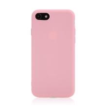 Kryt pro Apple iPhone 7 / 8 / SE (2020) - gumový - růžový