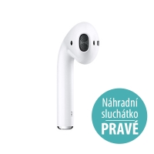 Originální Apple Airpods náhradní sluchátko pravé