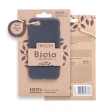 Kryt FOREVER BIOIO - pro Apple iPhone 7 / 8 / SE (2020) - Zero Waste kompostovatelný kryt - černý
