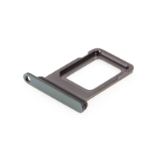 Rámeček / šuplík na Nano SIM pro Apple iPhone 11 Pro / 11 Pro Max - zelený (Midnight Green) - kvalita A+