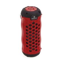 Reproduktor SWISSTEN Bluetooth - outdoor / odolný - gumový - červený