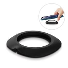 Kryt / obal pro Apple MagSafe nabíječku - silikonový - černý