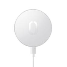 Bezdrátová nabíječka / nabíjecí podložka JOYROOM - Qi / Magsafe kompatibilní - 15W - bílá