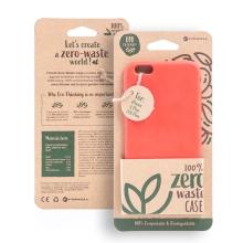 Kryt FORCELL BIO - pro Apple iPhone 6 Plus / 6S Plus - Zero Waste kompostovatelný kryt - červený