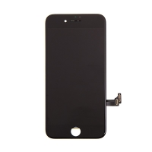 LCD panel + dotykové sklo (touch screen digitizér) pro Apple iPhone 7 - černý - kvalita A