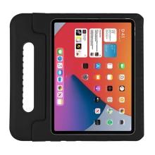"""Pouzdro pro děti pro Apple iPad Air 4 (10,9"""") - rukojeť / stojánek - pěnové - černé"""