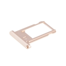 Rámeček / šuplík na Nano SIM pro Apple iPad Air 2 - zlatý - kvalita A+