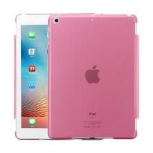 Kryt / obal pro Apple iPad Air1.gen / 9,7 (2017-2018) - plastový - matný - růžový