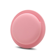 Kryt / obal pro Apple AirTag - nalepovací -  silikonový - růžový