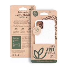 Kryt FORCELL BIO - pro Apple iPhone 11 - Zero Waste kompostovatelný kryt - přírodní