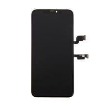 OLED panel + dotykové sklo (touch screen digitizér) pro Apple iPhone Xs Max - černý - kvalita A+