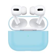 Pouzdro pro Apple AirPods Pro - silikonové - nebesky modré