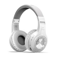Sluchátka BLUEDIO HT bezdrátová Bluetooth 4.1 - bílá