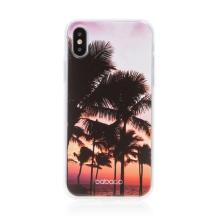 Kryt BABACO pro Apple iPhone X / Xs - gumový - paradise