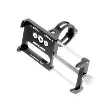 Držák na kolo GUB G-85 pro Apple iPhone - univerzální - pevný - hliník - černý