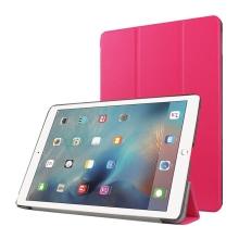 Pouzdro / kryt pro Apple iPad Pro 9,7 - vyklápěcí, stojánek - tmavě růžové