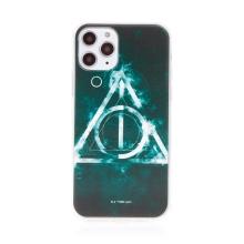 Kryt Harry Potter pro Apple iPhone 11 Pro Max - gumový - Relikvie smrti - černý
