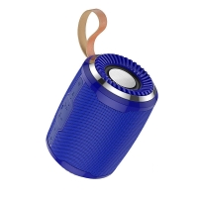 Reproduktor Bluetooth HOCO Cool Sport - sportovní - poutko - modrý