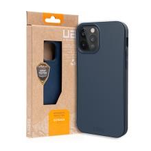 Kryt UAG Outback pro Apple iPhone 12 / 12 Pro - kompostovatelný kryt - tmavě modrý