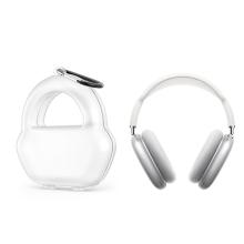 Pouzdro pro Apple AirPods Max - plastové - bílé