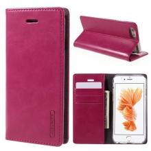 Pouzdro Mercury pro Apple iPhone 6 Plus / 6S Plus - vyklápěcí růžové