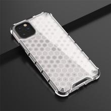 Kryt pro Apple iPhone 11 Pro - plastový / gumový - černý / průhledný