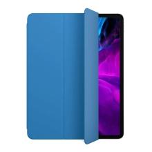 """Originální Smart Folio pro Apple iPad Pro 12,9"""" (2018 / 2020 / 2021) - příbojově modré"""