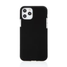 Kryt MERCURY Soft Feeling pro Apple iPhone 11 Pro Max - silikonový - černý