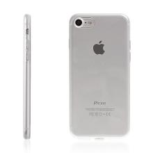 Kryt pro Apple iPhone 7 / 8 / SE (2020) gumový tenký - průhledný