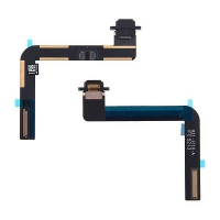 Flex kabel s Lightning konektorem pro Apple iPad Air / 9,7 (2017) - černý - kvalita A+
