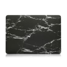 """Obal / kryt pro MacBook Air (2018-2019) 13.3"""" (A1932) - plastový - mramorová textura"""