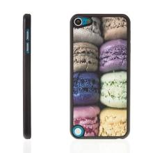 Plastový kryt pro Apple iPod touch 5. / 6. / 7. gen - barevné makronky