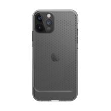 Kryt UAG Lucent pro Apple iPhone 12 / 12 Pro - gumový - ledově průhledný