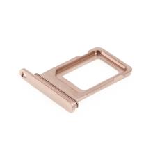 Rámeček / šuplík na Nano SIM pro Apple iPhone 11 Pro / 11 Pro Max - zlatý (Gold) - kvalita A+