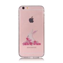 Kryt pro Apple iPhone 6 Plus / 6S Plus - králík - gumový