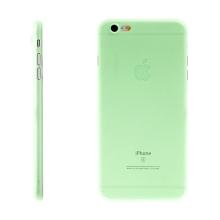Kryt pro Apple iPhone 6 Plus / 6S Plus plastový tenký ochrana čočky zelený