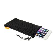 Obal na telefon HAWEEL pro Apple iPhone - outdoor - látkový - černý