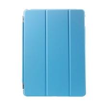 Ochranné pouzdro s odnímatelným Smart Coverem pro Apple iPad Air 2 - matné - modré