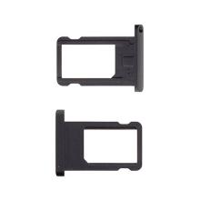 Rámeček / šuplík na Nano SIM pro Apple iPad mini / mini 2 / Air 1.gen. (Wi-Fi+Cellular) - vesmírně šedý (Space Gray) kvalita A+