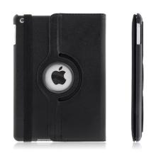 Pouzdro pro Apple iPad Air 1.gen. - 360° otočný držák / stojánek - černé