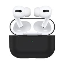 Pouzdro pro Apple AirPods Pro - silikonové - černé